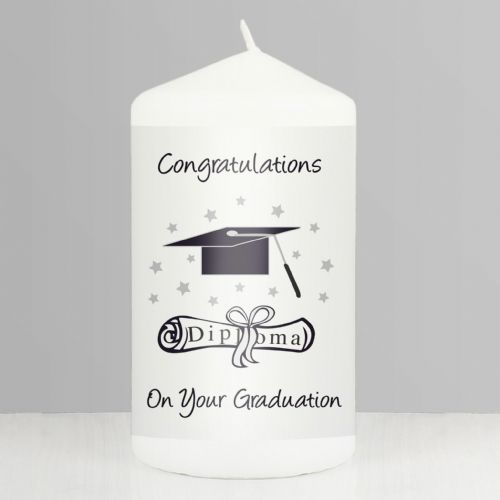 Graduation Gift - Celebration Candle for Graduation